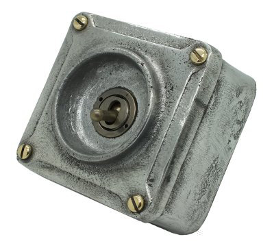 Titan  Cast Aluminium   Sockets & Switches