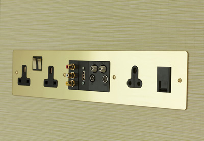 Bespoke Sockets and Switches